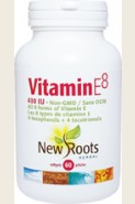 New Roots Herbal-VitaminE8 (400 IU)