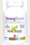 New Roots Herbal-StrongBones (Skeletal Repair & Bone Growth)