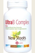 New Roots Herbal-UltraB Complex (50 mg)