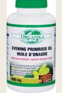 Organika-Evening Primrose Oil 1000 mg