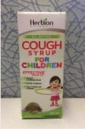 Herbion Naturals Cough Syrup for Children