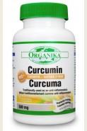 Organika Curcumin 500mg